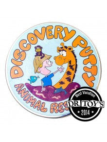 DISCOVERY PUTTY - ANIMAL RESCUE from Fun and Function