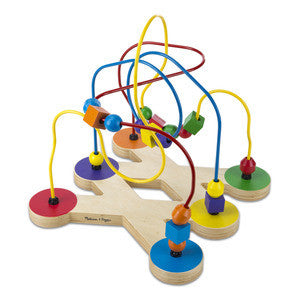 Bead Maze Classic Toy by Melissa & Doug