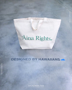 Tote - 'Āina Rights - Large