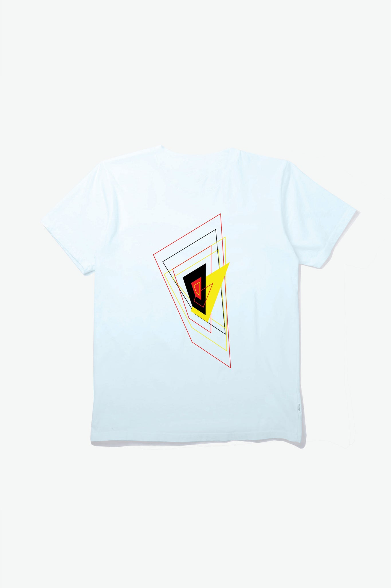 T-Shirt - Aloha Multiprism - Sky Blue