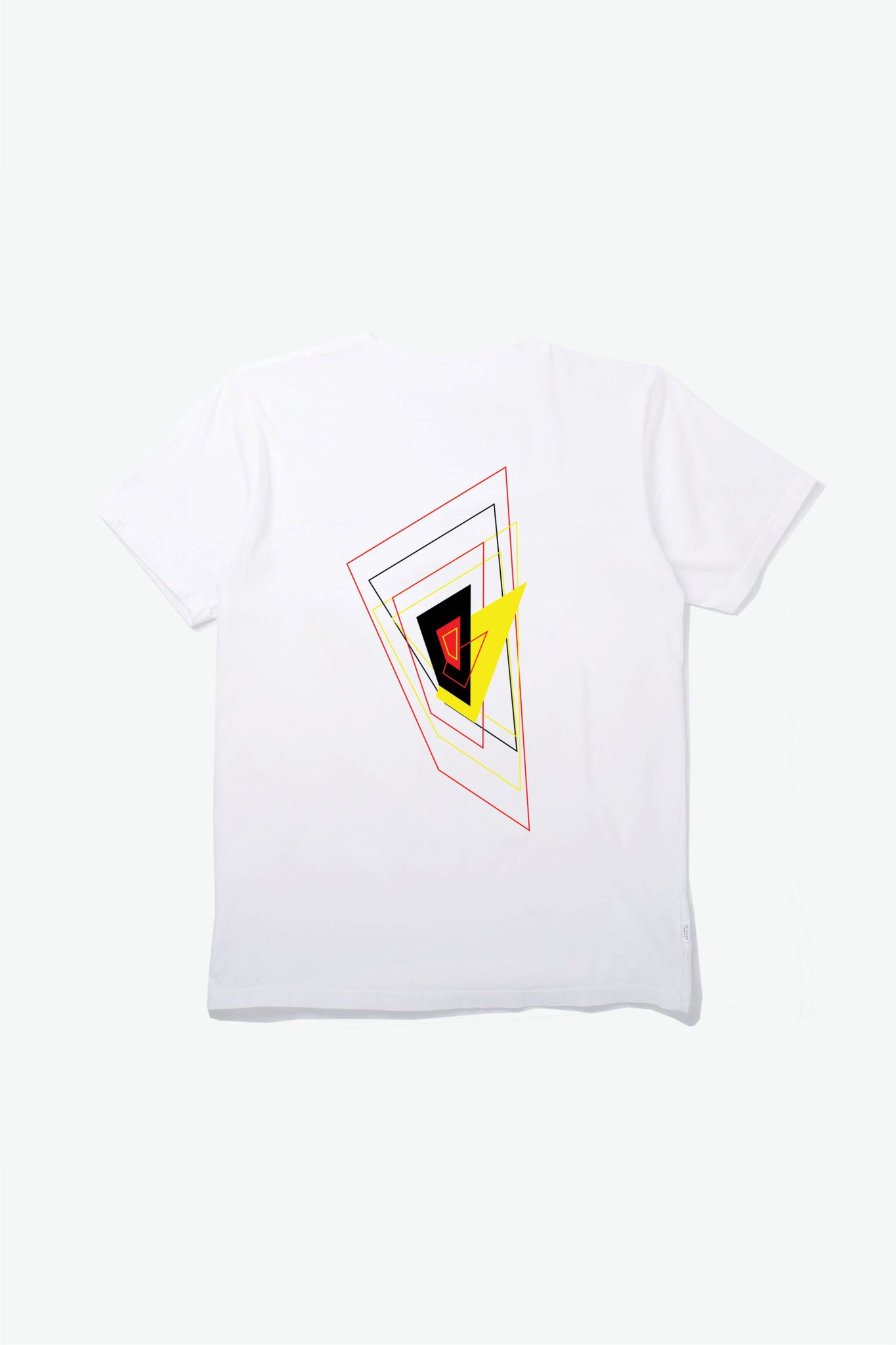 T-Shirt - Aloha Multiprism - White