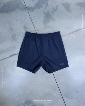 Shorts - Amphibious - Tech Stretch - Black