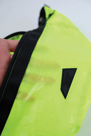 Waist Bag - Neon Yellow/Green