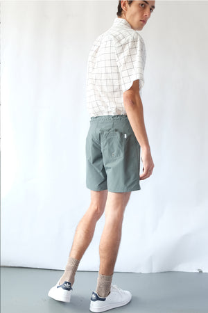Shorts - Koko Boardshort, Clean - Sage