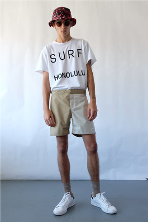 Shorts - Koko Boardshort, Quad - Almond/Sand