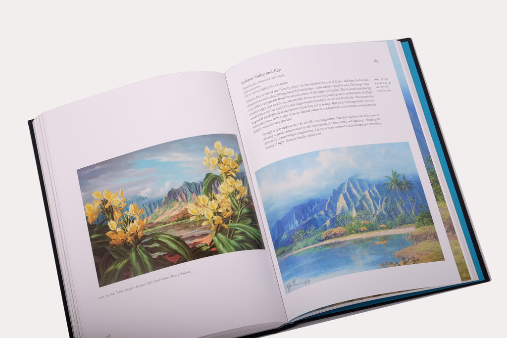 Book - Paintings, Prints, and Drawings of Hawaii from the Sam and Mary Cooke Collection
