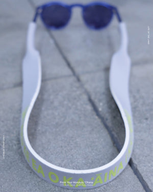Eyewear Strap - Smoke Grey