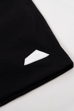 Shorts - Regatta Sweat Short - Logo Black