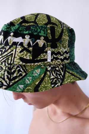 Hat - Pakini Bucket - Green
