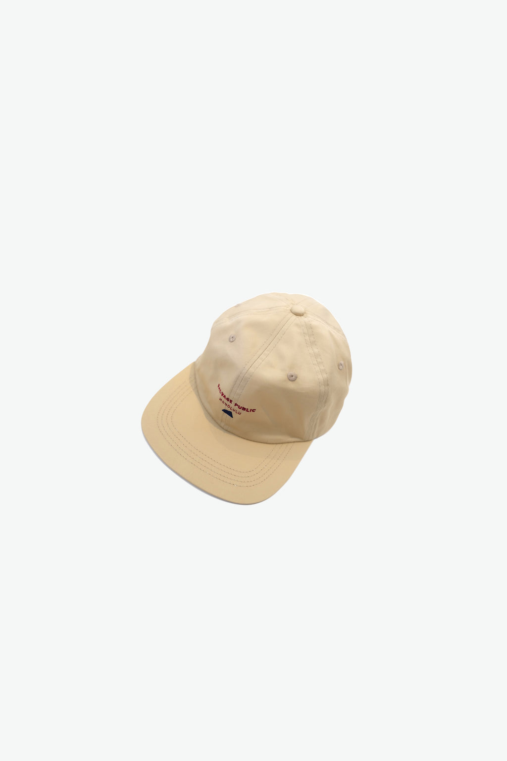 Hat - Pops, Unstructured 6-Panel - Sand