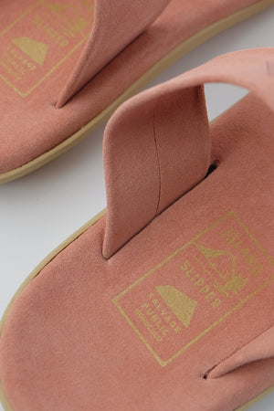 Slipper - Island Slipper x Salvage Public - Dusty Pink