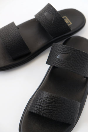 Slipper - Island Slipper x Salvage Public - Black