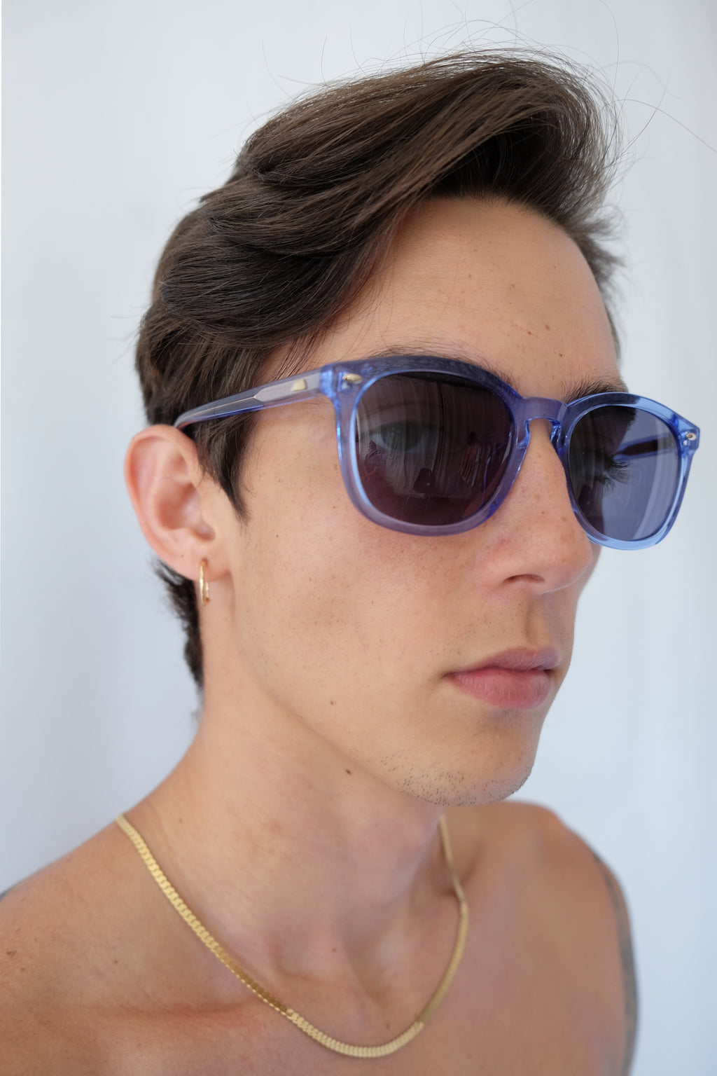 Sunglasses - Makaloa - Crystal Blue