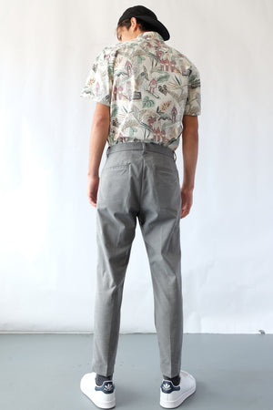 Bishop Trouser - Grey
