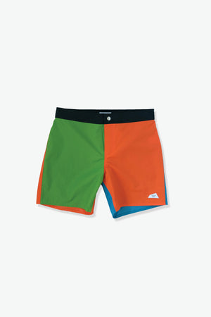 Shorts - Koko Boardshort, Quad - Rainbow
