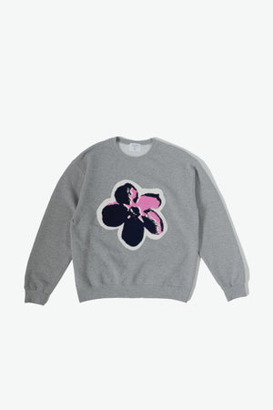 Sweatshirt - Pua - Heather Grey
