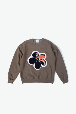 Sweatshirt - Pua - Brown