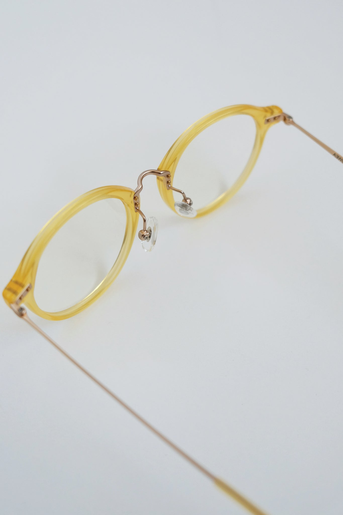 Glasses - Uwea - Apricot