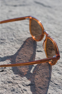 Sunglasses - Makaloa - Sunset Orange