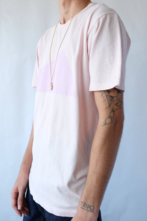 T-Shirt - Big Logo - Pink
