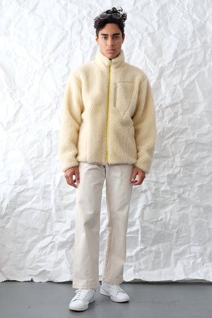 Jacket - Upcountry Sherpa - Natural