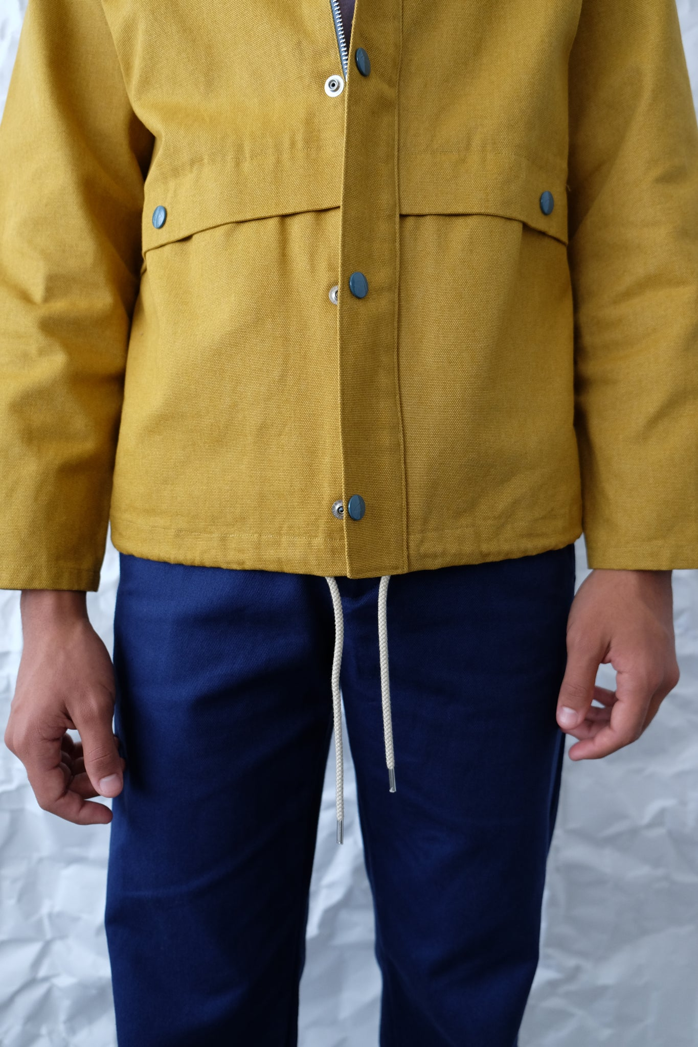 Jacket - Wayfinder Jacket - Gold