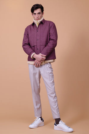 Jacket - Wayfinder Jacket - Plum