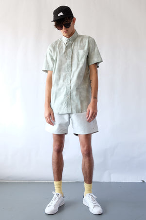 Wela Woven Shirt - Washed Out - Sage