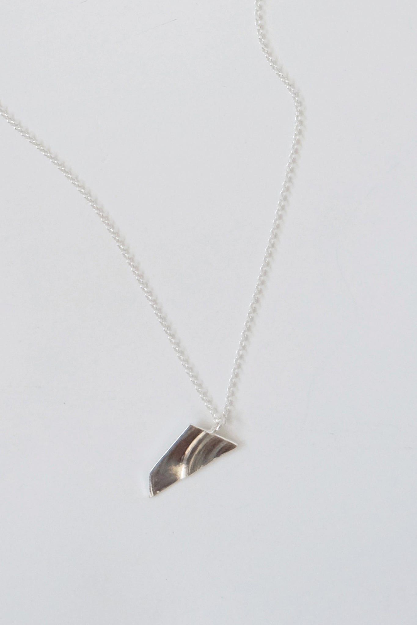 Salvage Public x Alinea - Sterling Silver Necklace