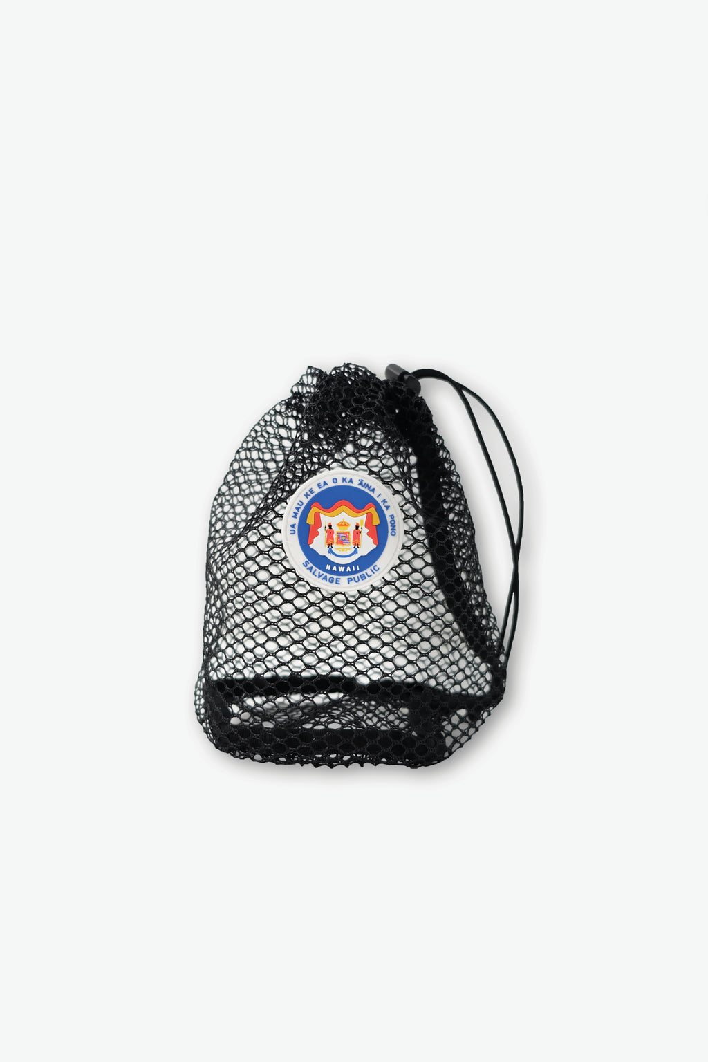 Poi Bag - Mesh Black