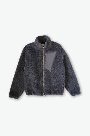 Jacket - Upcountry Sherpa - Grey