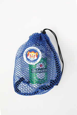 Poi Bag - Mesh Blue