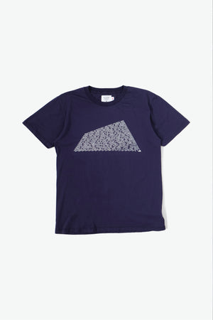 T-Shirt - Breaks - Navy