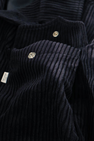 Jacket - Military Corduroy - Navy