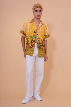 Vintage Aloha Shirt - Tropicana Hawaii - Color