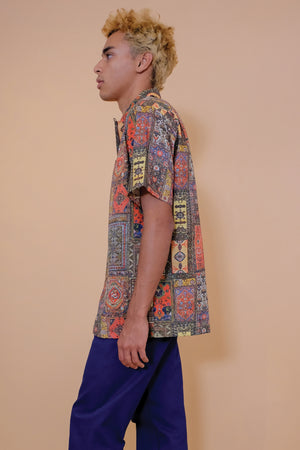 Vintage Aloha Shirt - Liberty House - Color