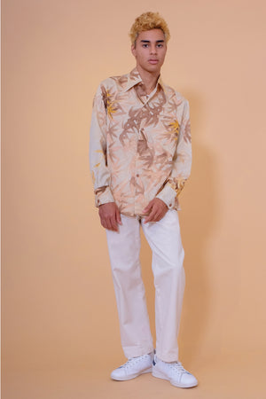 Vintage Aloha Shirt - Mark Raysten - Color