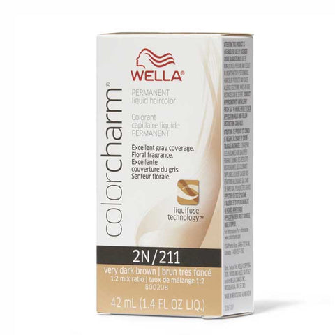 Wella Color Charm Permanent Liquid Hair Color