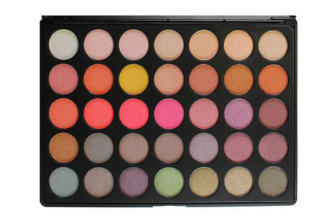 MORPHE 35W - WARM EYESHADOW PALETTE