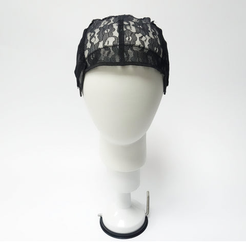 FOUNDATION CAP XD-19 BLACK