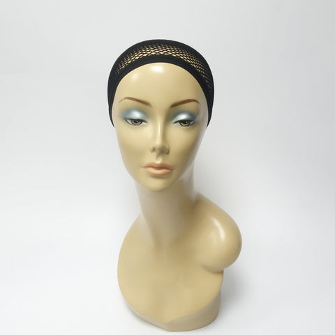 DOUBLE DUTY WIG LINER CAP BLACK