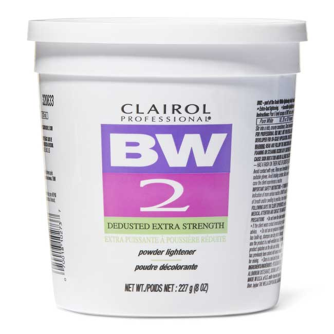 BW2 Powder Lightener 8oz tub