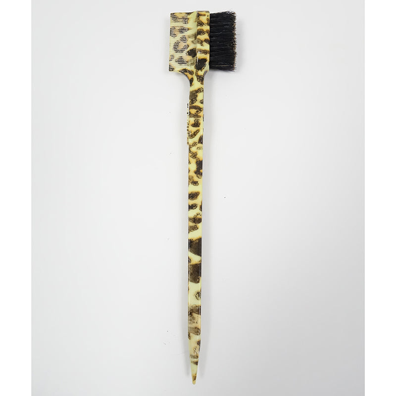 EDGE CONTROL BRUSH - NEW LEOPARD