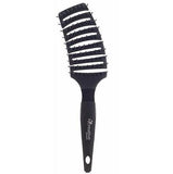 FLEX DETANGLING BRUSH - BLACK