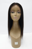 FL Straight | 100% Human Hair Full Lace Wig