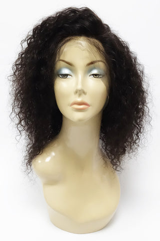 360 Lace Wig LH Ruly | 100% Human Hair Curly Lace Wig