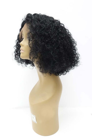 Layla Medium | 100% Human Hair Curly Lace Front Wig