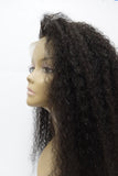 HC TEST 360 Lace Wig LH Ruly | 100% Human Hair Curly Lace Wig