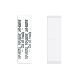 NO SHINE DOUBLE SIDED TAPE - STRAIGHT