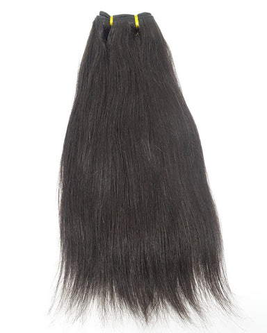 RAW INDIAN TEMPLE HAIR - STRAIGHT